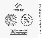 Coffee Shop Logo Design...