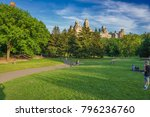 new york  usa   june 2016 ... | Shutterstock . vector #796236760