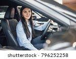 auto business  car sale ... | Shutterstock . vector #796252258