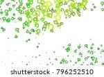 light green vector background...   Shutterstock .eps vector #796252510