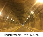 Small photo of Do you seethe light at the end of the tunnel?