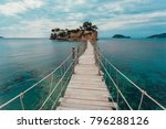 zakynthos  island in greece | Shutterstock . vector #796288126