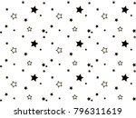 Abstract Stars Vector...