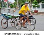 chau doc  vietnam   2012 ... | Shutterstock . vector #796318468