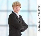 portrait of businessman | Shutterstock . vector #79631941