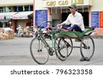 cao lanh  vietnam   2012  the... | Shutterstock . vector #796323358