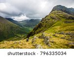 view from the top of dore head... | Shutterstock . vector #796335034