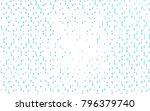 light blue vector background...   Shutterstock .eps vector #796379740
