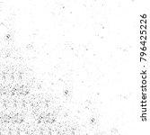 abstract grunge grey dark... | Shutterstock . vector #796425226