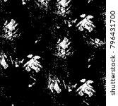 abstract grunge grey dark...   Shutterstock . vector #796431700
