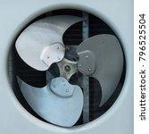 Small photo of Fan air compressor