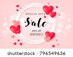 creative poster  banner or... | Shutterstock .eps vector #796549636