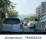 muang  chiang mai   thailand  ... | Shutterstock . vector #796606516