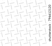 seamless vector pattern in... | Shutterstock .eps vector #796612120