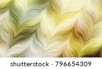 colorful wavy striped zigzag... | Shutterstock . vector #796654309