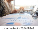 startup business people group... | Shutterstock . vector #796670464