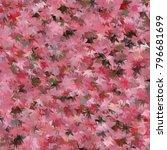 abstract geometric vector... | Shutterstock .eps vector #796681699