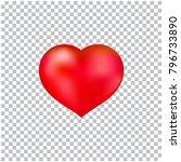 love symbol template   Shutterstock .eps vector #796733890