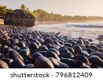 el tunco beach in salvador. el...   Shutterstock . vector #796812409