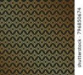 geometric pattern background... | Shutterstock .eps vector #796850674