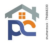 icon logo for the construction... | Shutterstock .eps vector #796868230