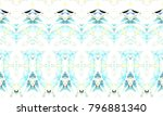 colorful textured pattern for... | Shutterstock . vector #796881340