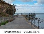 second valley  south australia  ... | Shutterstock . vector #796886878