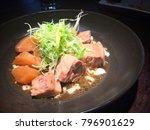 stewed pork ribs  fine dining ...