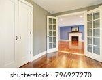 freshly remodeled home interior ... | Shutterstock . vector #796927270