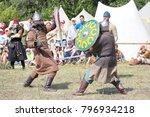russia  samara region  august... | Shutterstock . vector #796934218
