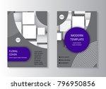 stock vector template  for... | Shutterstock .eps vector #796950856