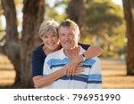 portrait of american senior... | Shutterstock . vector #796951990