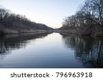 river in the forest in the... | Shutterstock . vector #796963918