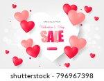 creative poster  banner or...   Shutterstock .eps vector #796967398