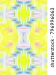 colorful kaleidoscopic pattern... | Shutterstock . vector #796996063