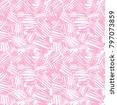 zig zag abstract graphic... | Shutterstock .eps vector #797073859