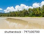 cape tribulation in tropical... | Shutterstock . vector #797100700