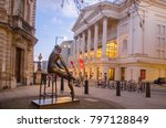 london  january  2018  royal... | Shutterstock . vector #797128849