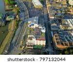 aerial view french quarter with ... | Shutterstock . vector #797132044
