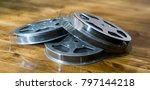 film  also called a movie | Shutterstock . vector #797144218