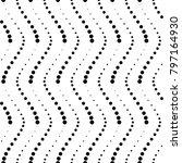 vector seamless texture. modern ... | Shutterstock .eps vector #797164930