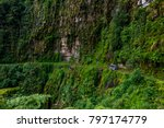 the death road is one of the... | Shutterstock . vector #797174779