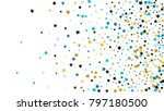 abstract background with many... | Shutterstock .eps vector #797180500