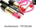 decorative cosmetics | Shutterstock . vector #79720168