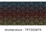 weave texture background vector | Shutterstock .eps vector #797202874