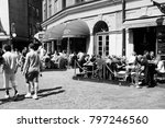 stockholm  sweden   june 1 ... | Shutterstock . vector #797246560