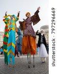 st. petersburg  russia   april... | Shutterstock . vector #797296669