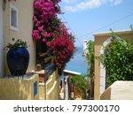 assos city kefalonia | Shutterstock . vector #797300170