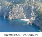assos city kefalonia | Shutterstock . vector #797300224