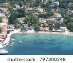 assos city kefalonia | Shutterstock . vector #797300248